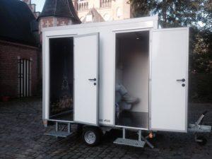 Toiletwagen Event 120 (Paris) Rotary Club